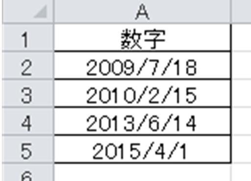 数字 が に エクセル なる 日付 勝手に日付に変換されて困る場合の解決方法